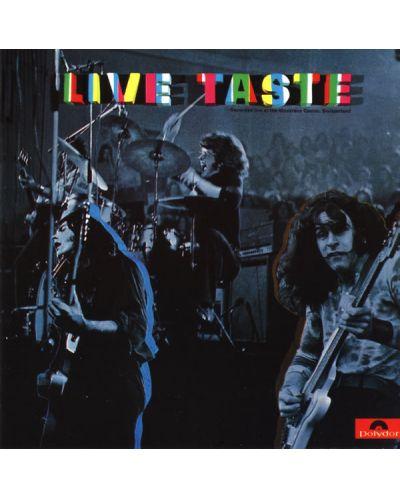 Taste - Live Taste - (CD) - 1
