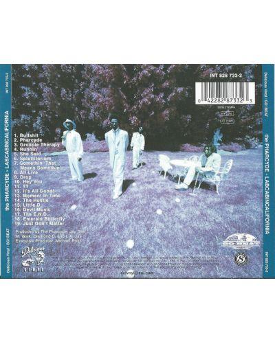 The Pharcyde - Labcabincalifornia (CD) - 2