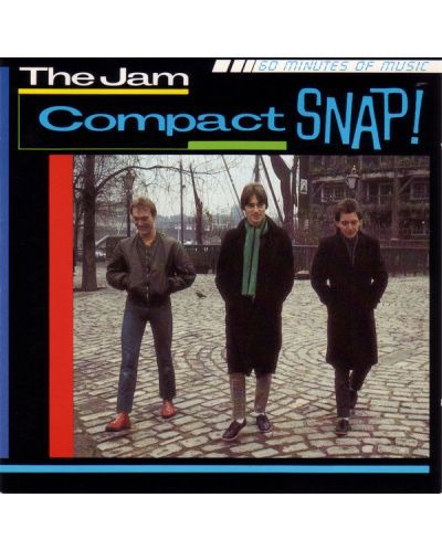 The Jam - Compact Snap! (CD) - 1