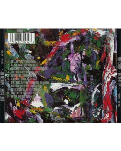 The Cure - Mixed Up - (CD) - 2