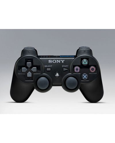 DualShock 3 - Classic Black - 3