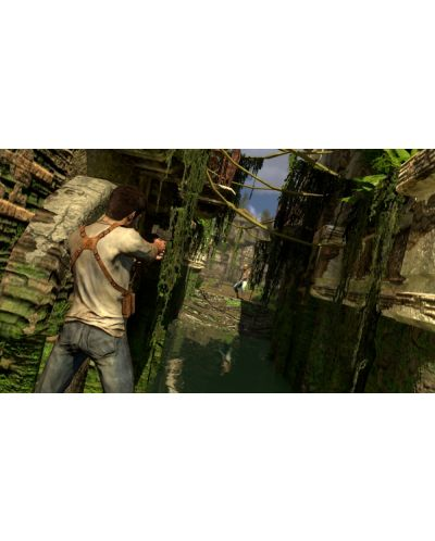 Uncharted: Drake's Fortune - Essentials (PS3) - 3