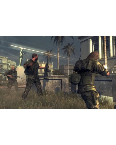 Kane and Lynch: Dead Men (PS3) - 4