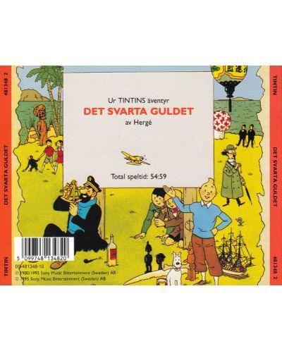 Tintin - Det Svarta Guldet - (CD) - 2