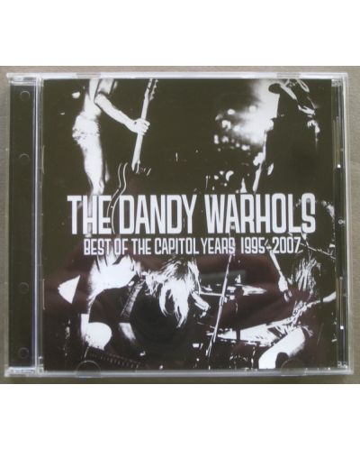 The Dandy Warhols - the Best of The Capitol Years: 1995-2007 - (CD) - 1