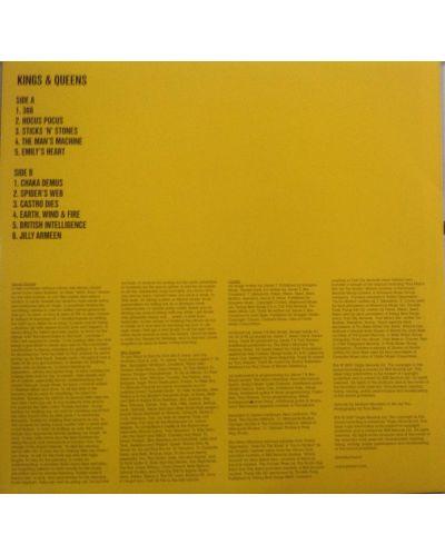 Jamie T - Kings & Queens (Vinyl) - 2