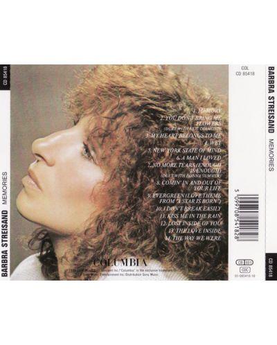 Barbra Streisand - Memories (CD) - 2