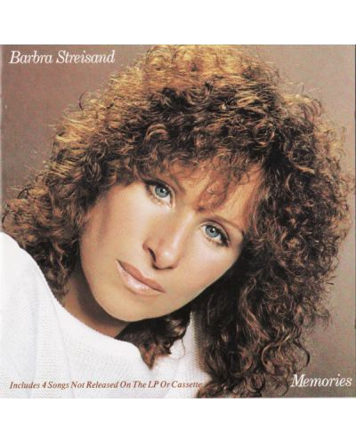 Barbra Streisand - Memories (CD) - 1