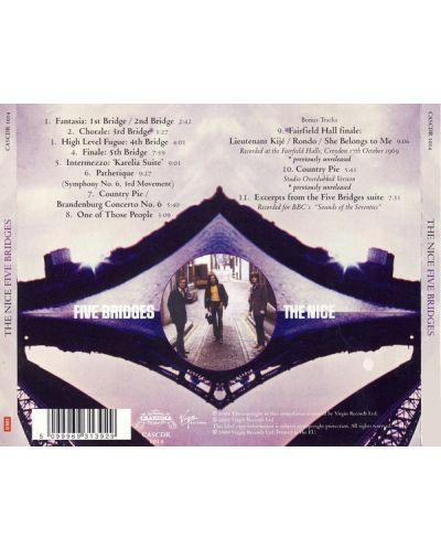 The Nice - Five Bridges (CD) - 2
