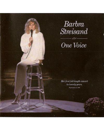 Barbra Streisand - ONE Voice (CD) - 1