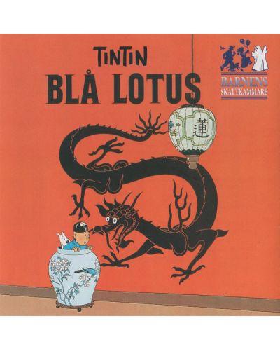 Tintin - Bla Lotus - (CD) - 1