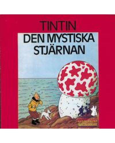 Tintin - Den Mystiska Stjarnan - (CD) - 1