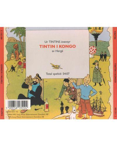 Tintin - Tintin I Kongo - (CD) - 2