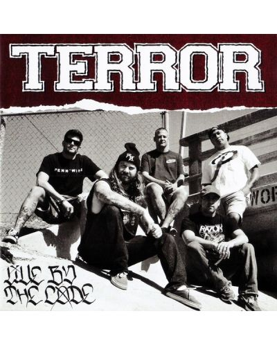 Terror - Live By the Code - (CD) - 1