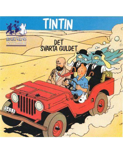 Tintin - Det Svarta Guldet - (CD) - 1