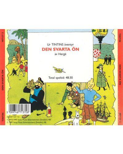Tintin - Den Svarta On - (CD) - 2