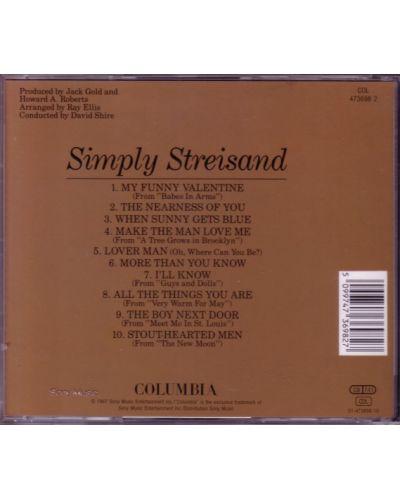 Barbra Streisand - Simply Streisand (CD) - 2
