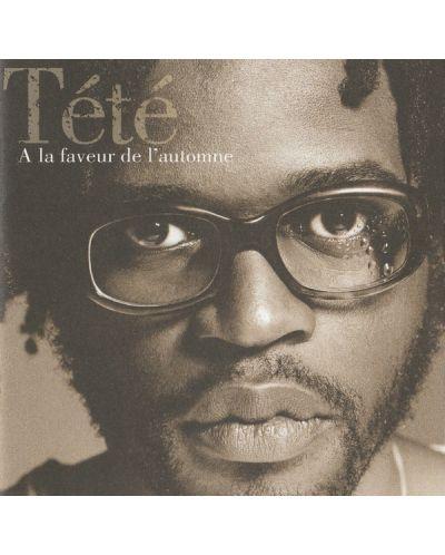 Tete - A La faveur De l'automne - (CD) - 1