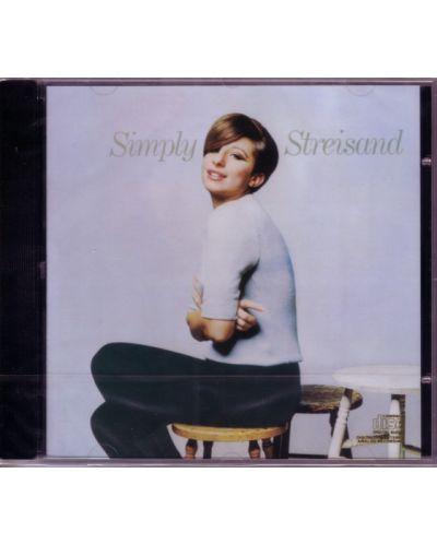 Barbra Streisand - Simply Streisand (CD) - 1
