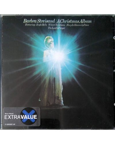 Barbra Streisand - A Christmas Album (CD) - 1