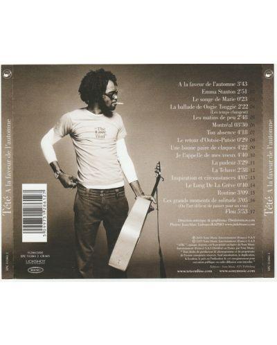 Tete - A La faveur De l'automne - (CD) - 2