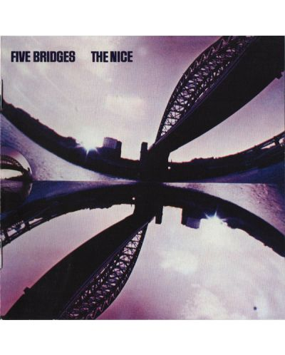 The Nice - Five Bridges (CD) - 1