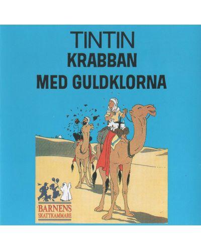 Tintin - Krabban med guldklorna - (CD) - 1