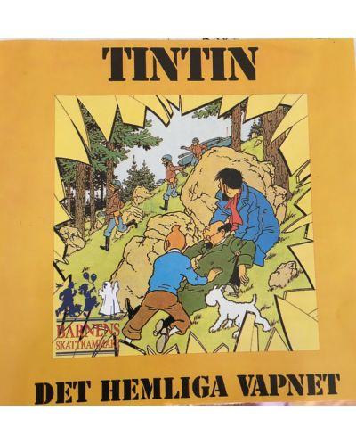 Tintin - Det Hemliga Vapnet - (CD) - 1