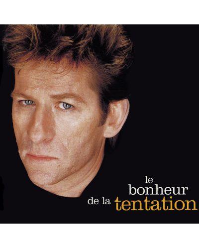 Hubert-Felix Thiefaine - Le bonheur De La tentation - (CD) - 1