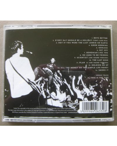 The Dandy Warhols - the Best of The Capitol Years: 1995-2007 - (CD) - 2