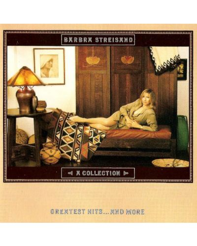 Barbra Streisand - A Collection Greatest Hits...And More (CD) - 1