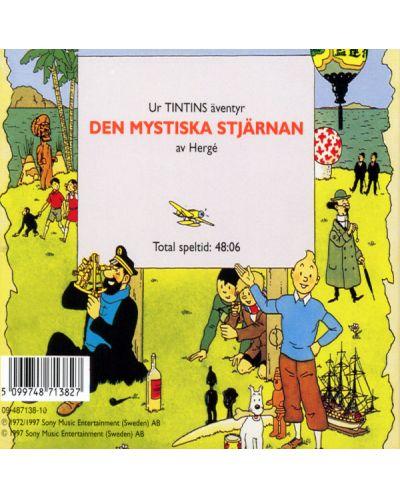 Tintin - Den Mystiska Stjarnan - (CD) - 2