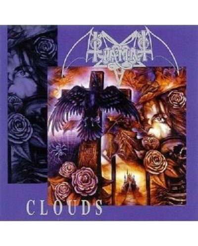 Tiamat - Clouds (Re-Issue 2012) - (CD) - 1