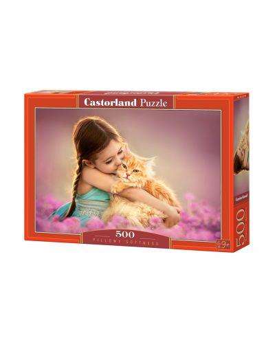Puzzle Castorland de 500 piese - Tandrete - 1
