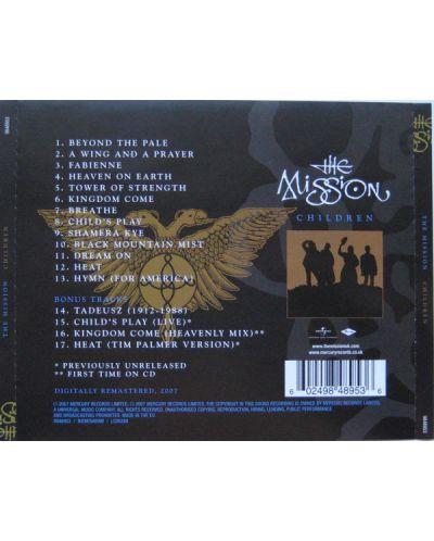 The Mission - Children (CD) - 2