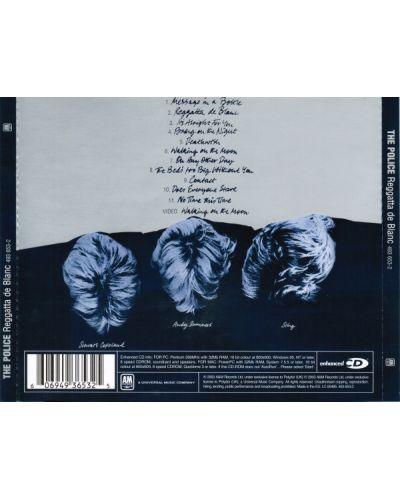 The Police - Reggatta De Blanc (CD) - 2