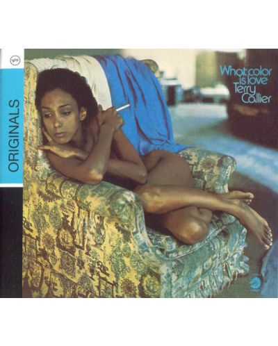Terry Callier - What Color Is Love - (CD) - 1