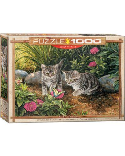 Puzzle Eurographics de 1000 piese – Pisoiasi - 1