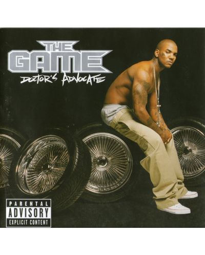 The Game - Doctor's Advocate - (CD) - 1