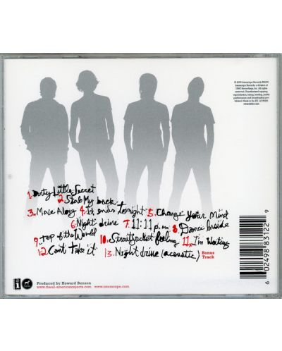 The All-American Rejects - Move Along - (CD) - 2