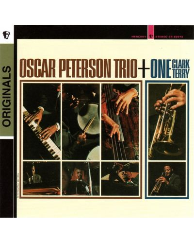 The Oscar Peterson Trio, Clark Terry - Oscar Peterson Trio Plus One (CD) - 1