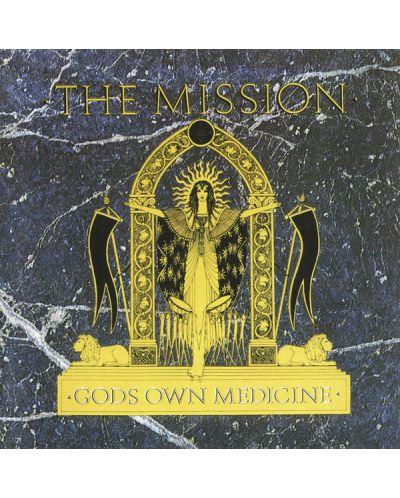 The Mission - God's Own Medicine (CD) - 1