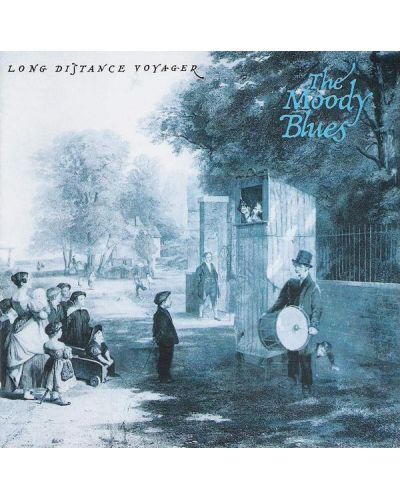 The Moody Blues - Long Distance Voyager (CD) - 1