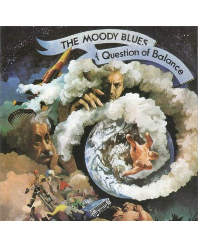 The Moody Blues - A Question Of Balance (CD) - 1