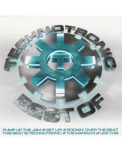 Technotronic - Greatest Hits - (CD) - 1