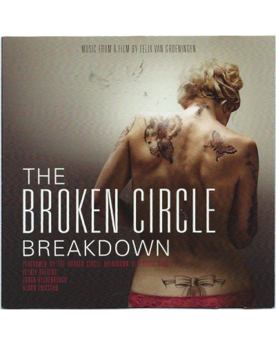 The Broken Circle Breakdown Bluegrass Band - The Broken Circle Breakdown OST (CD) - 1