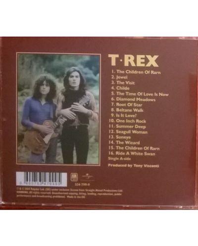T. Rex - T. Rex - (CD) - 2