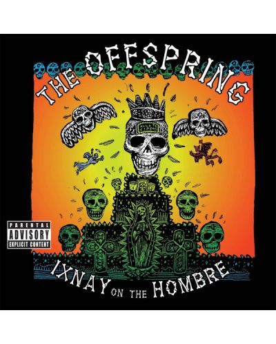 The Offspring - Ixnay On The Hombre (CD) - 1