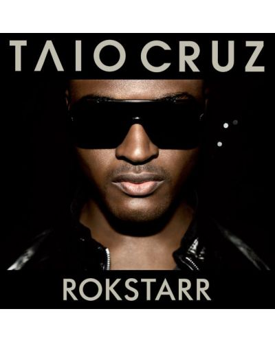 Taio Cruz - Rokstarr - (CD) - 1