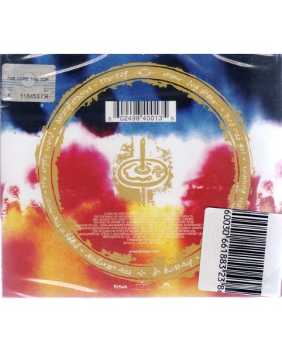 The Cure - The Top - (CD) - 2